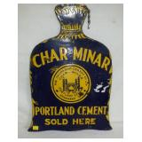 20X28 PORC. CHAR MINAR CEMENT SIGN