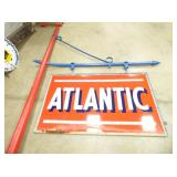 2ND VIEW 43X73 PORC. ATLANTIC SIGN
