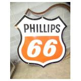 2ND VIEW OTHERSIDE PHILLIPS 66 SHEILD