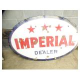 40X60 PORC. IMPERIAL DEALER SIGN