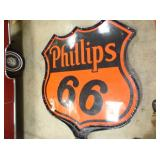 3RD VIEW PORC. PHILLIPS 66 SHEILD SIGN