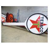 4TH VIEW OTHERSIDE TEXACO SIGN/POLE