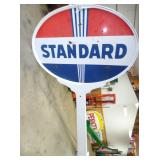 3RD VIEW OTHERSIDE STANDARD SIGN/POLE