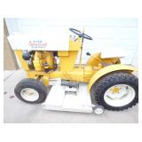 4TH VIEW LEFT SIDE CUB CADET