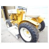 6TH VIEW CLEAN RUNNING CUB CADET TRACTOR