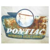 2ND VIEW OTHERSIDE PONTIAC DEALER SIGN