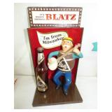 10X17 BLATZ BEER DISPLAYS