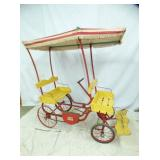 22X51 GYM DANDY PEDAL SURRY