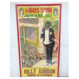 44X80 BILYY GORDON PERFORMER