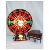 18X23 LIGHTED SPINDLE WATCH DISPLAY