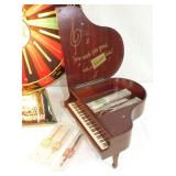 3RD VIEW W/ SPINDLE GRAND PIANO