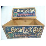 9X20 GOOD LUCK COKE BOX