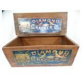 9X24 DIAMOND CRACKER BOX
