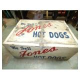 20IN JONES HOT DOG BOX