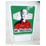 36X60 MR. MECHANIC EMB SIGN