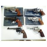 GROUP SHOT S&W & COLT