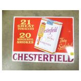 18X23 CHESTERFIELD SIGN