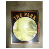 "32X45 ADV. ""THE PARK"" SIGN"