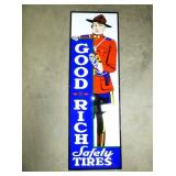 REPLICA GOOD RICH TIRES SIGN