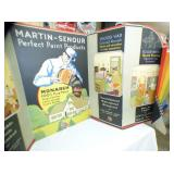 MARTIN SENOUR PAINT SIGN