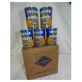 NOS BLUE DIAMOND ALMONDS W/ BOX
