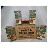 NOS PANDA FACTORY FINSIH W/ BOX