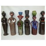 MARVIN BAILEY FOLK ART POTTERY