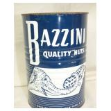BAZZINI NUTS TIN W/ ELEPHANT