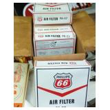 OLD STOCK PHILLIPS AIR FILTERS