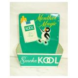 KOOL ADV. COUNTER DISPLAY