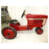 2ND VIEW OTHERSIDE PEDAL TRACTOR INTERNATIONAL