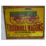 2ND VIEW THRONHILL WAGONS PAPER AD.