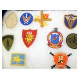 COLL. MILITARY PATCHES