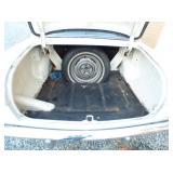 VIEW 10 CLEAN INSIDE TRUNK 1962 RAMBLER