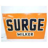 12X18 SURGE MILKER SIGN