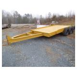 6FT.X16FT. TRAIL-O-SHOP TRAILER