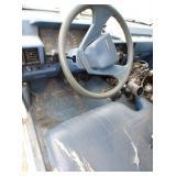 VIEW 6 1989 MITSUBISHI 4WD INTERIOR