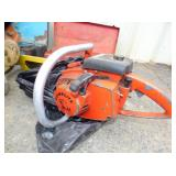 HOMELITE SUPER X1 CHAIN SAW