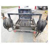 VIEW 3 MILLER WELDER W/TRAILER
