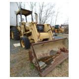 VIEW 6 FORD 445C W/FRONT END LOADER