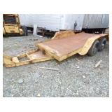 VIEW 2 6X14 DUAL WHEEL TRAILER