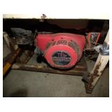 VIEW 4 FINN BLOWER W/11HP HONDA ENGINE