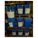VARIOUS CHEVRON OIL/SYNTHETIC GREASE