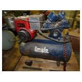 EMGLO TECUMSEE ENGINE COMPRESSOR