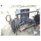 VIEW 3 MILLER 111 WELDER W/TRAILER