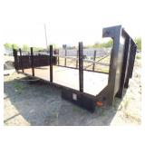 14FT. METAL LOADER BED