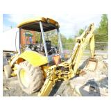 VIEW 8 NEW HOLLAND BACKHOE/LOADER