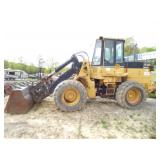 CATERPILLAR IT18F WHEEL LOADER