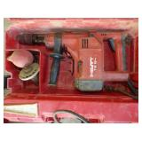 VIEW 2 HILTI HAMMER DRILLS