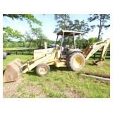 FORD 5550 BACKHOE